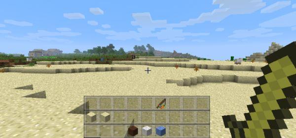 Quick Hotbar для Minecraft 1.9.4