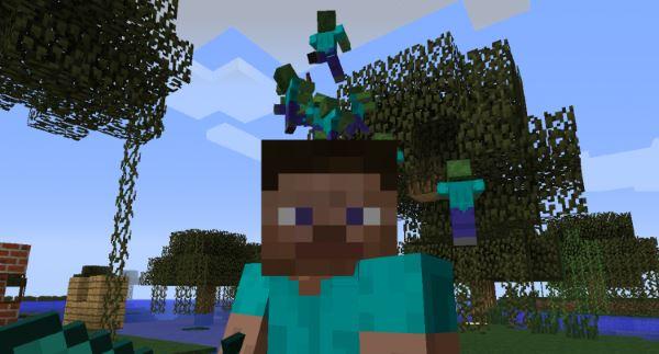 Guilt Trip для Minecraft 1.8