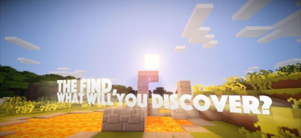 The Find для Minecraft 1.10
