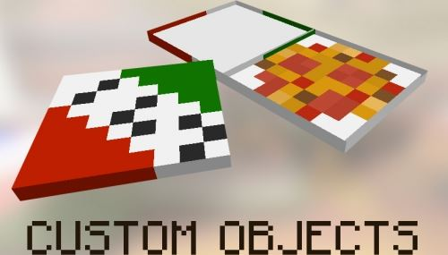 Custom Head Objects для Minecraft 1.8