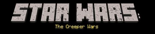 Star Wars: The Creeper Wars для Minecraft 1.8.9