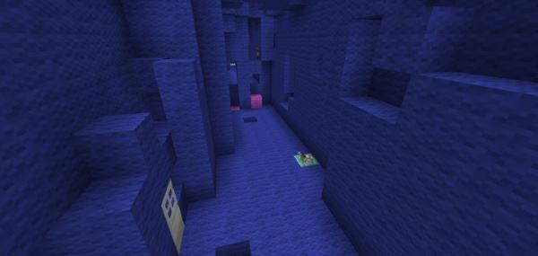 Blue vs Red для Minecraft 1.10