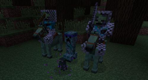 Ender Zoo для Minecraft 1.9.4