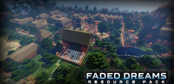 Faded Dreams для Minecraft 1.8.9