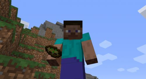 MC+ GrainMix для Minecraft 1.7.10