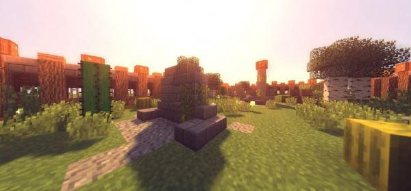 The 1v1 Zone для Minecraft 1.8