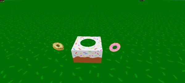 Good Donuts для Minecraft 1.8.9