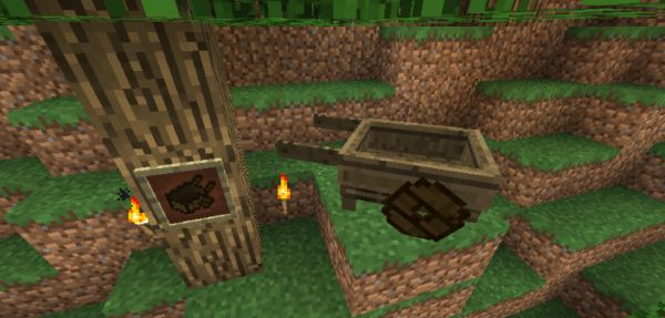 MC+ Cart для Minecraft 1.7.10