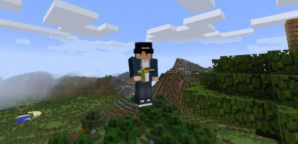 Youtuber Items для Minecraft 1.7.10