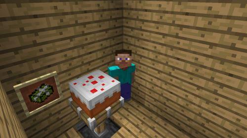 MC+ GiftBox для Minecraft 1.7.10
