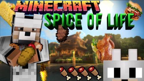 The Spice of Life для Minecraft 1.9.4