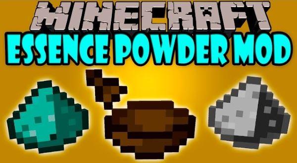 Essence Powder для Minecraft 1.9