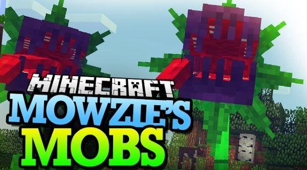 Mowzie's Mobs для Minecraft 1.7.10