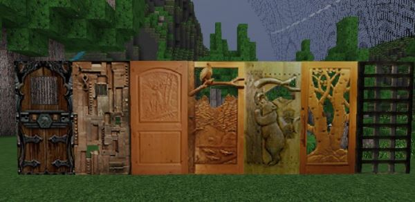 Elements для Minecraft 1.8.9