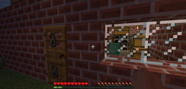 MC+ Lock для Minecraft 1.7.10