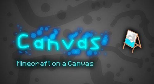 Canvas для Minecraft 1.8.9