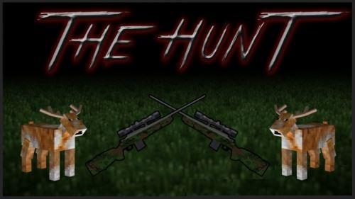 The Hunt для Minecraft 1.7.10