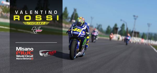 Кряк для Valentino Rossi: The Game v 1.0
