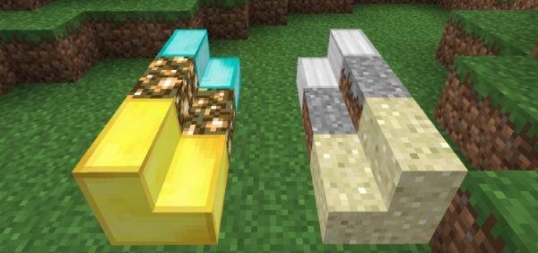 StairsPlusPlus для Minecraft 1.7.10