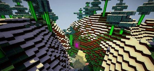 Tron Inspired для Minecraft 1.8.9