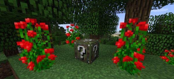Lucky Block Camo для Minecraft 1.7.10