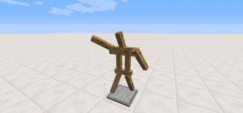 ARMourstands для Minecraft 1.9.4