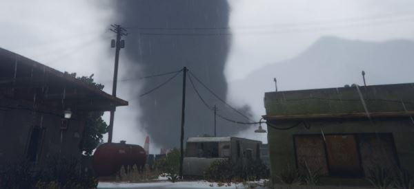 Tornado Script для GTA 5