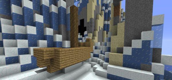 Shipwrecks для Minecraft 1.8