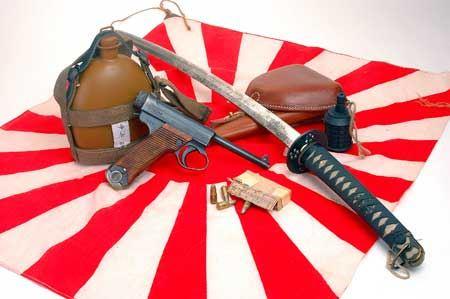 Nambu Pistol / Пистолет Намбу тип 14 для Fallout 4