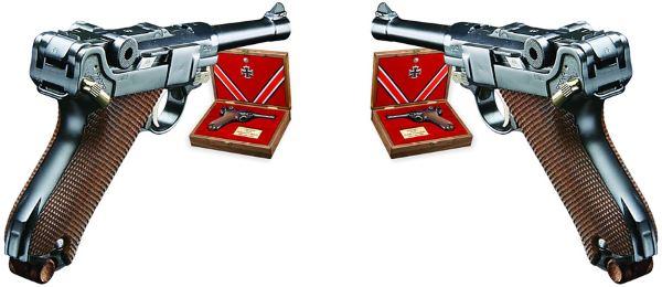 Luger P08 / Пистолет Люгера для Fallout 4