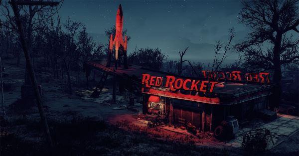 Rockin' Red Rocket / Обновленная
