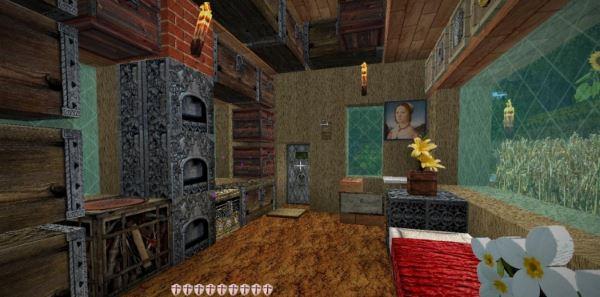 MojoKraft x256 для Minecraft 1.8.9