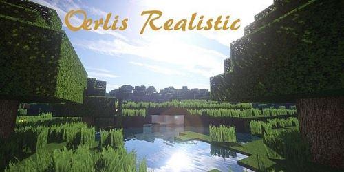 Oerlis Realistic для Minecraft 1.8.9