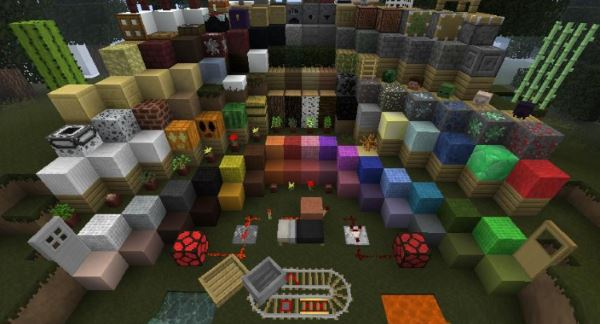 Lucidic x16 для Minecraft 1.8.9