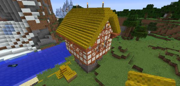 More Materials для Minecraft 1.8
