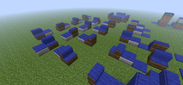 Bed Craft and Beyond для Minecraft 1.9.4