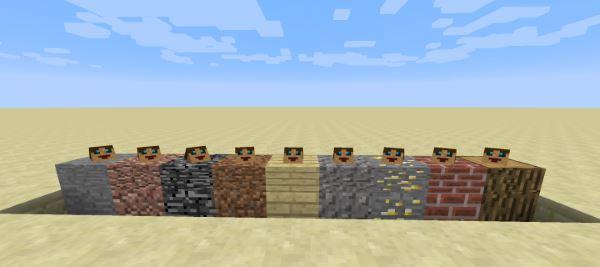 Tomb Many Graves для Minecraft 1.9.4