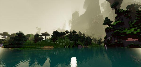 Stone Shadows для Minecraft 1.10