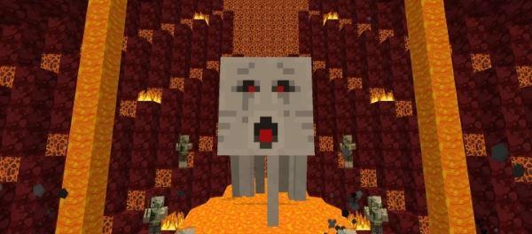 Nether Run для Minecraft 1.10