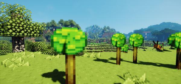 Hammer & Sword x16 для Minecraft 1.8.9