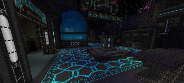 Norzeteus Space x128 для Minecraft 1.8.9