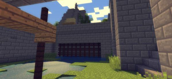 Counter-Strike: de_aztec для Minecraft 1.10