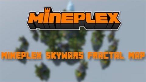 Mineplex SkyWars Fractal для Minecraft 1.10