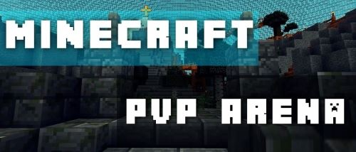 Small PvP Arena для Minecraft 1.10