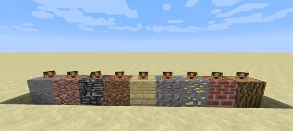 Tomb Many Graves для Minecraft 1.10