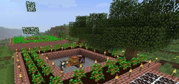 Forestry для Minecraft 1.10