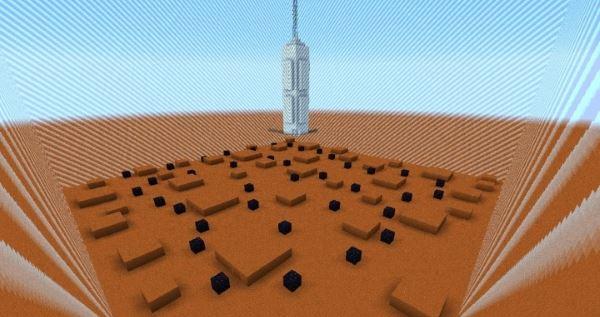 3 Days to Survive 1: Alien Planet для Minecraft 1.10