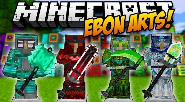 Ebon Arts для Minecraft 1.9.4