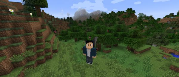 Cosmetic Wings для Minecraft 1.9.4