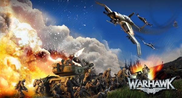 Кряк для Warhawk v 1.0